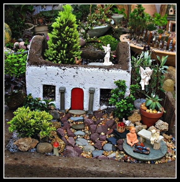 Pin by connie timms on fairy houses gardens pinterest for Irish fairy garden