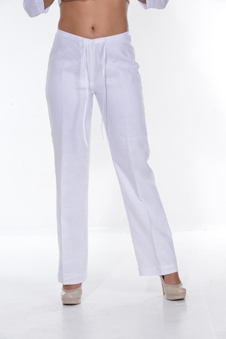 Cool Linen Pants For Women  Seal Relaxed Linen Pants  Island Company