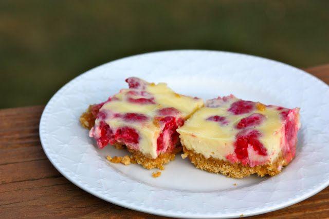 Lemon Raspberry Bars {recipe} | must try recipes | Pinterest