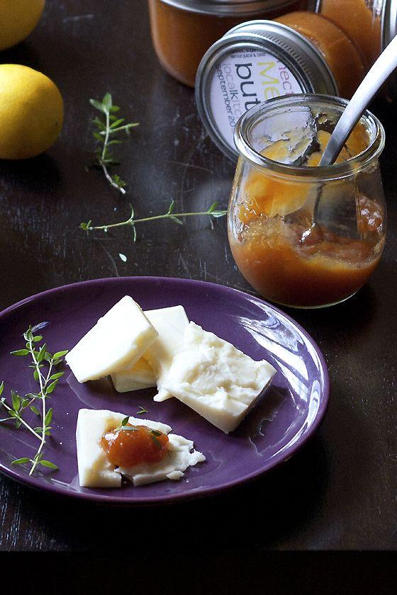 nectarine-Meyer-lemon-butter | Jammed, Pickled and Preserved | Pinter ...