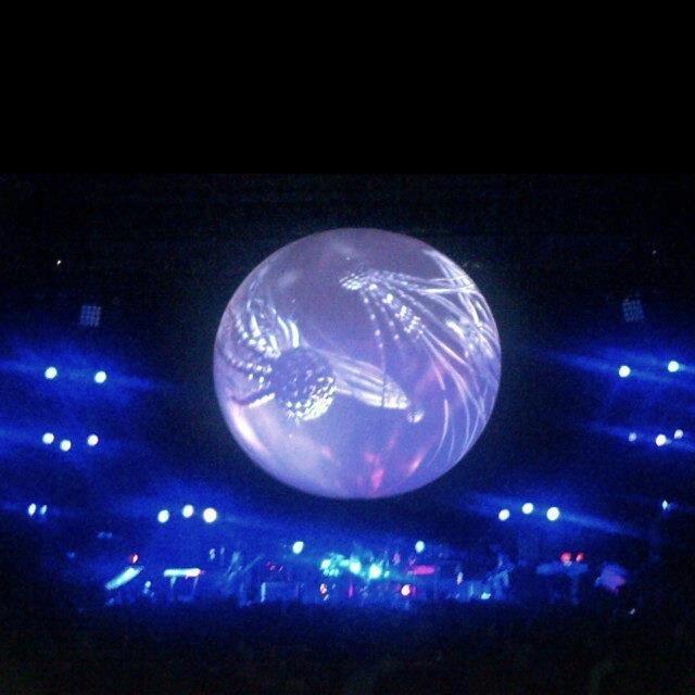 Oceania Tour- Smashing Pumpkins