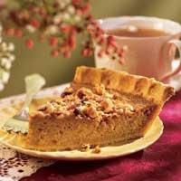 Cornmeal Sweet Potato Pie. Cornmeal crust and orange in the filling ...