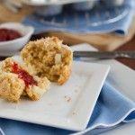 Naturally Ella | Blackberry Coconut Muffins | Naturally Ella