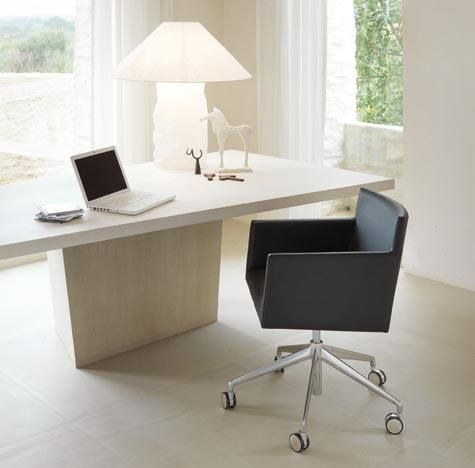 Zen Office White On White Design Inspiration Home