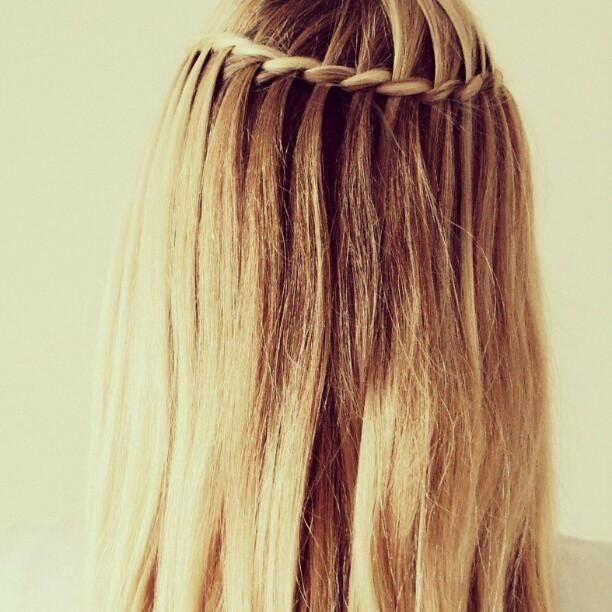 Two Braids Long Hair Hairstyles And Beauty Tips Picture
