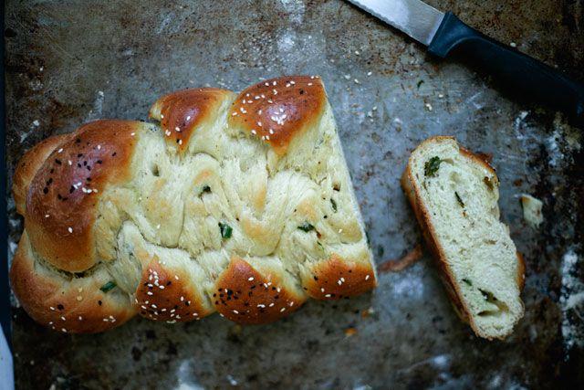 Asian Challah Makes one large loaf Basic Challah Dough Based on Food ...