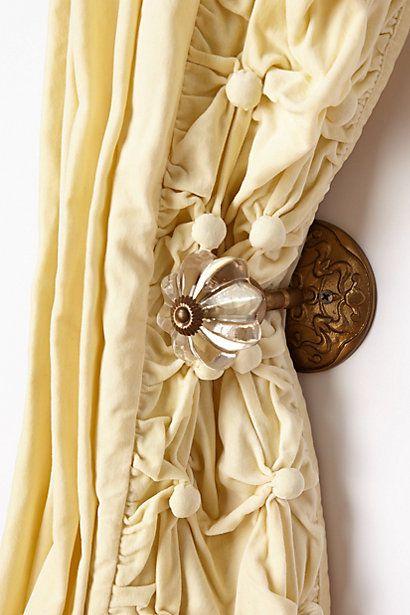 Anna Linens Kitchen Curtains