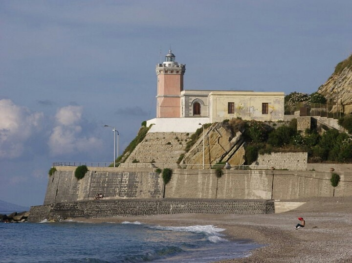 Capo d'Orlando Italy  City new picture : Capo d'Orlando Lighthouse, Sicily, Italy | Lighthouses | Pinterest