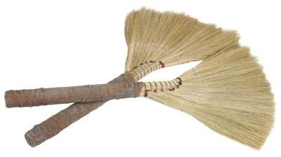 How to Plait a Broom