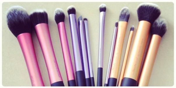 and makeup reasonably better than hair, are synthetic They natural  better priced.  than better brushes work  natural