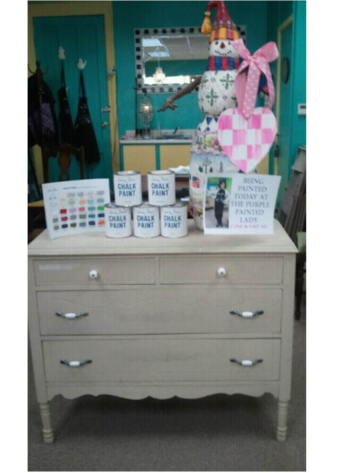 Many Many Chalk Paint Tips And Examples Projects