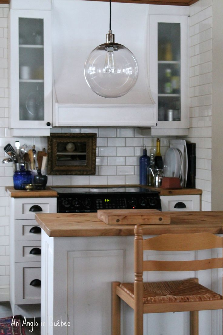 Small Cottage Style Kitchen Makeover