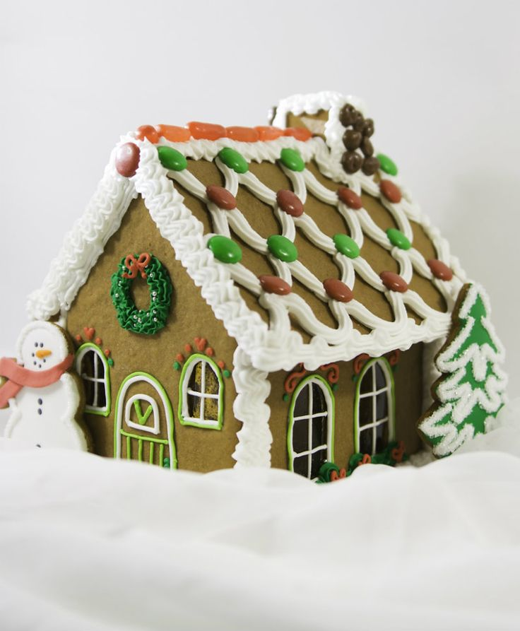 Gingerbread Houses Galore