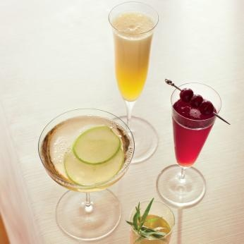 Citrus Fizz Champagne Cocktail Recipe | Food & Drink | Pinterest
