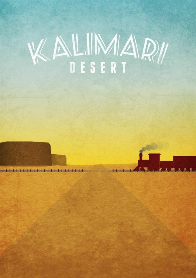 Kalamari Desert