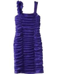 Amy Byer Girls 7-16 Sleeveless Caterpillar Dress $48.00 $33.60