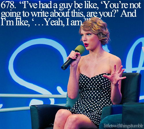 Don't mess with T Swift
