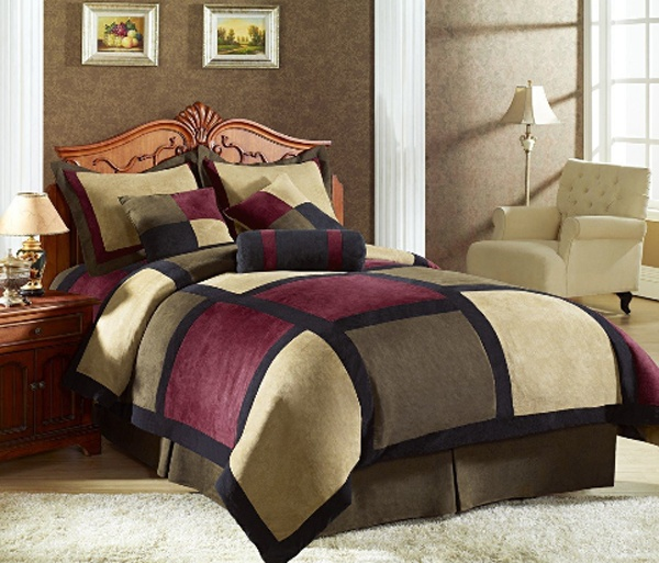 More Like This Burgundy Comforter And Comforter Sets