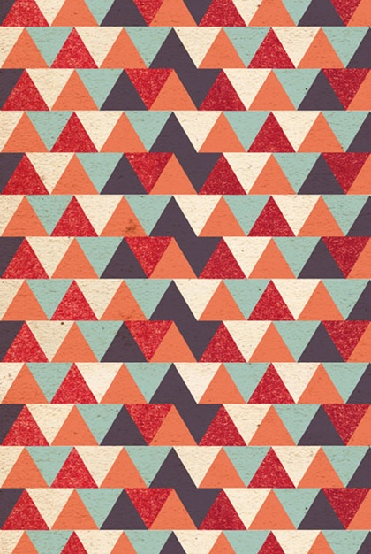 from Nancy Straughan's Triangles and Chevrons series