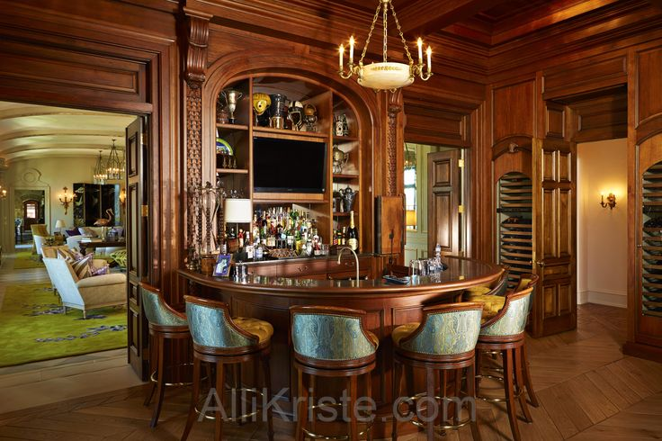 Custom Wet Bar Custom Wet And Dry Bars Pinterest