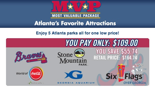 Georgia aquarium coupon code