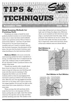 Knitting Techniques - Topics - Knitting Daily