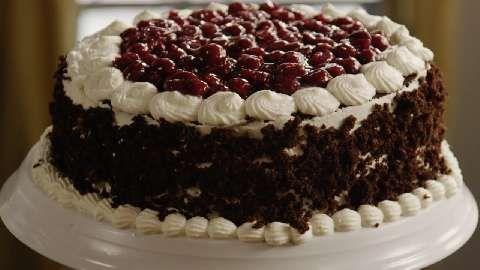 Black Forest Cake I Allrecipes.com This cake is not a lie.