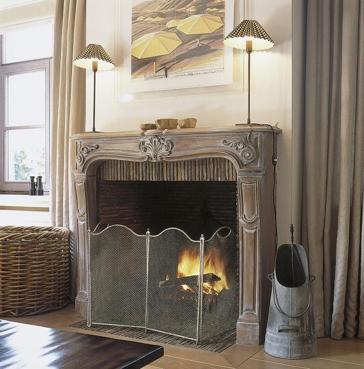Fireplace Mantle Home Decor Ideas Pinterest