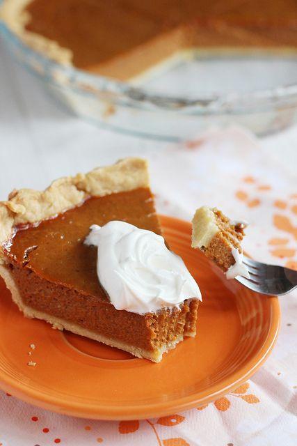 Classic Pumpkin Pie | Holiday Dinners | Pinterest