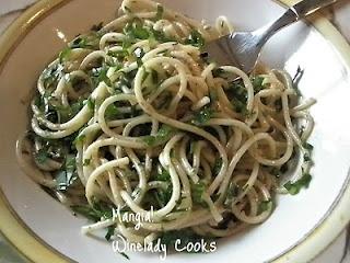 Parsley, Black Olive & Walnut Pesto | Favorite Recipes | Pinterest
