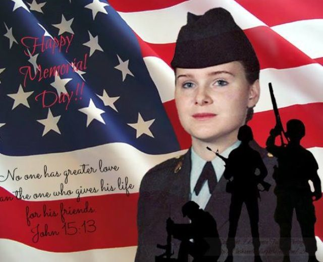 memorial day tribute quotes