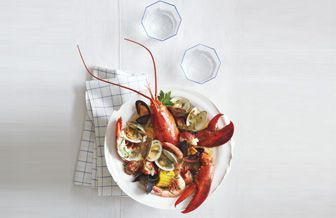 DB's Stovetop Clambake Recipe | Let's Have a PARTY!! | Pinterest
