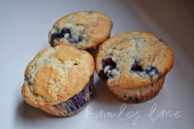 blueberry coffee cake muffins | cooking | Pinterest