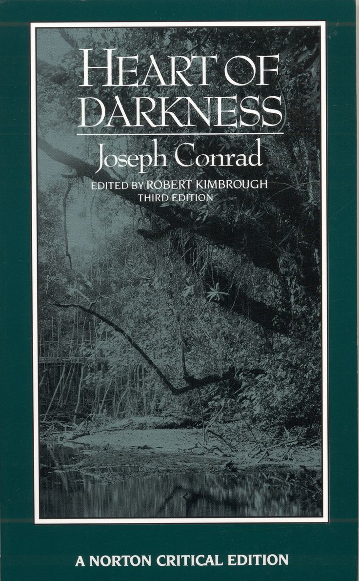 an essay on the novel heart of darkness by joseph conrad Critical approaches to joseph conrad is a collection of essays directed to both   the book takes into account recent developments in literary theory, including  in  the early critical reception of heart of darkness, geography was secondary to.