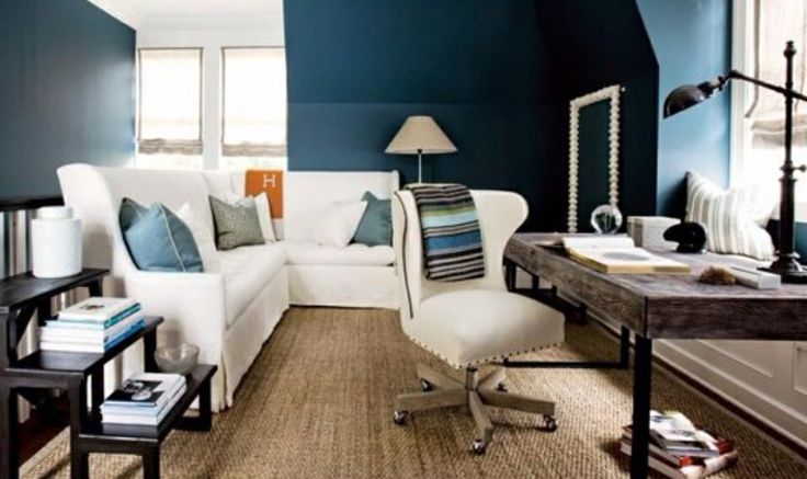 office guest room combo house decor ideas pinterest. Black Bedroom Furniture Sets. Home Design Ideas