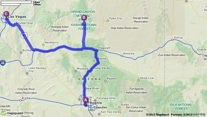 Pin By Marilyn Swartz On TravelPlaces I39d Like To Go. map phoenix to las vegas   swimnova com