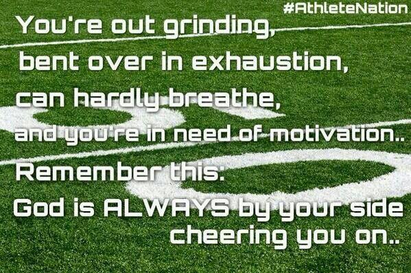 christian athlete quotes quotesgram