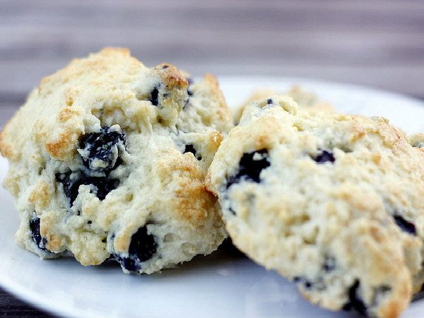 Best Berry Scone Recipes — Dishmaps