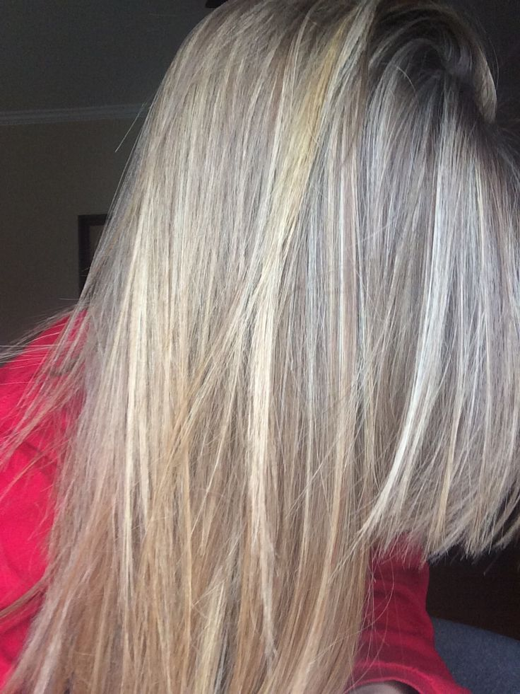 All over blonde highlights hair blonde hair amp makeup pinterest
