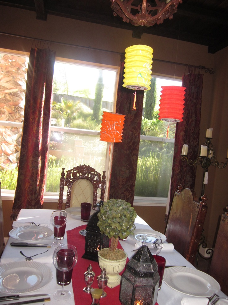 Pinterest discover and save creative ideas - Chinese dinner party ideas ...