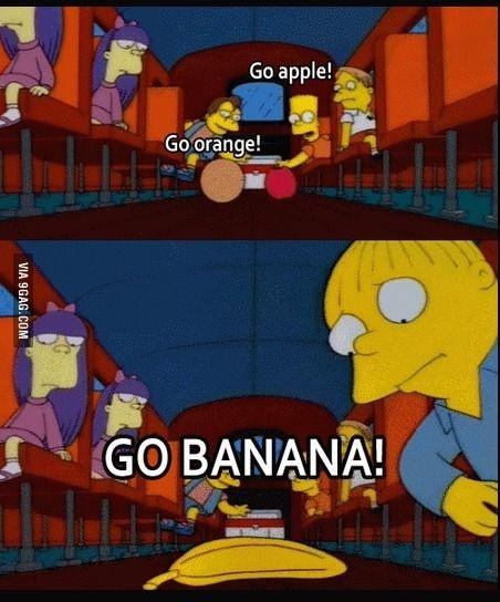 go banana