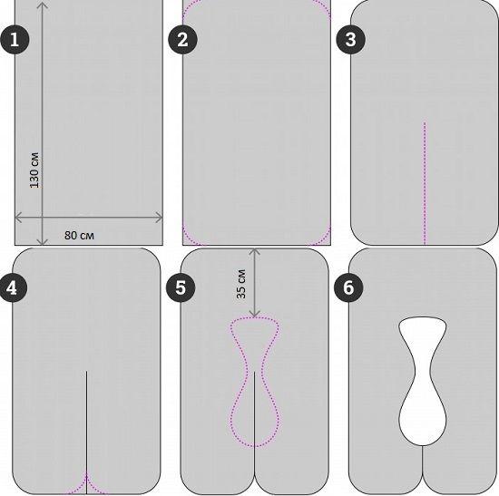 Подушка для беременных как сшить своими руками 18