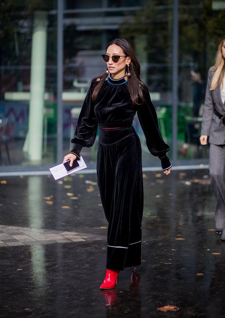 The 75 Hottest Ways to Wear Velvet ThisWinter