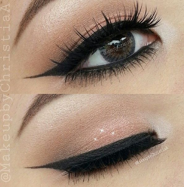Soft Eye Makeup Make