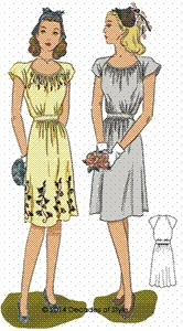 Sewing Patterns - By Decade - Sewly Crafts