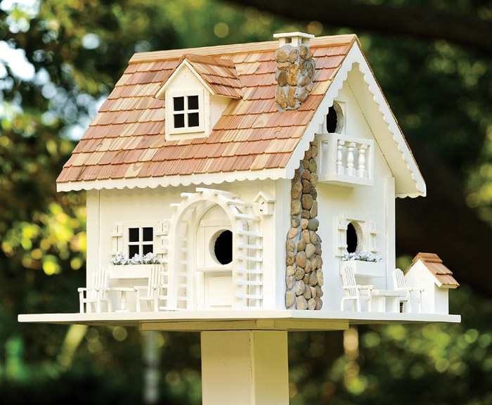 Custom birdhouse for Creative birdhouses