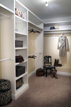 Storage & Closets Photos Master Bedroom Closet Design, Pictures, Remodel, Decor and Ideas - page 175