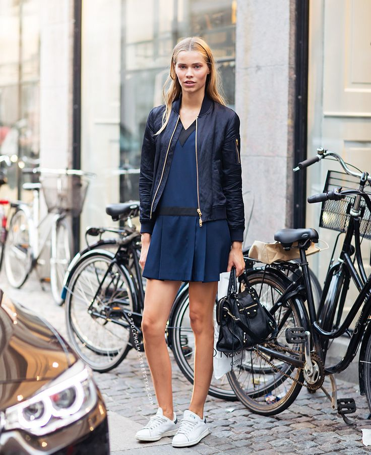 in the navy. #KristinKraghLiljegren #offduty in Copenhagen.