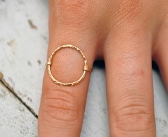 O ring from etsy