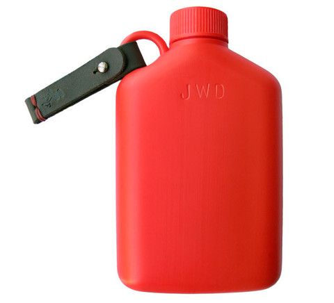 Backcountry Hip Flask